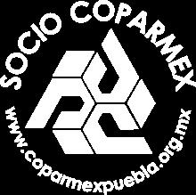 Socio Coparmex Puebla